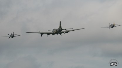 Boeing B-17G 'Sally B'