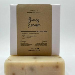 7 Abloom Flowery Escape Bath Soap