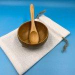 Eco Bamboo Mixing Bowl Set