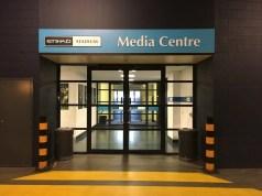 メディアセンター入口
