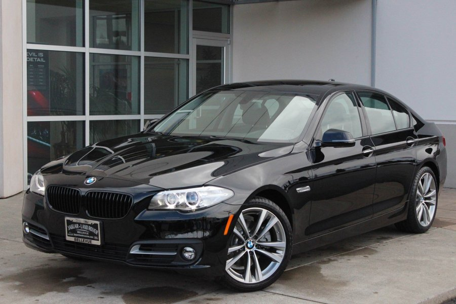 Pre-Owned 2016 BMW 5 Series 528i 4dr Car in Bellevue #8140 ...