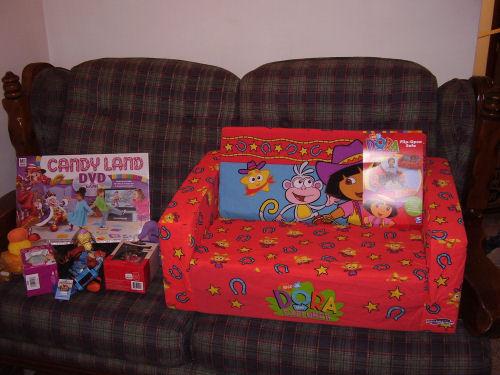 Samantha's Presents