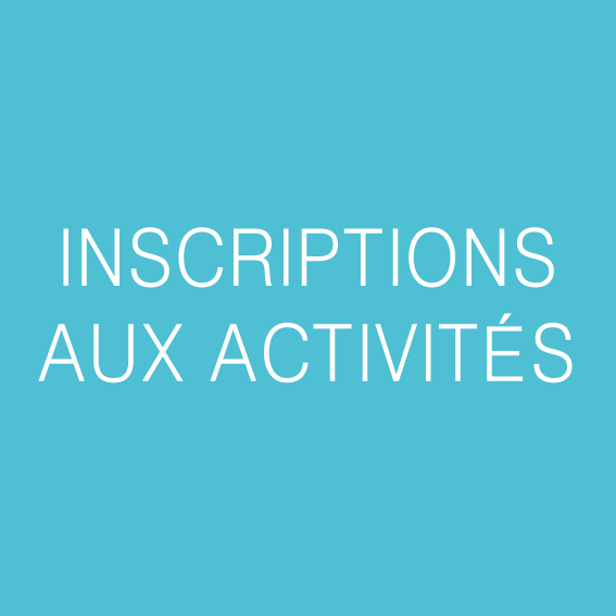 Inscriptions 2017/ 2018