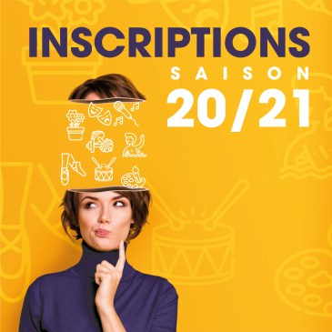 INSCRIPTIONS 2020-2021