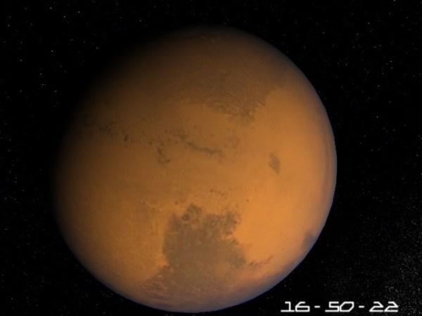 Mars 3D Screensaver. Fascinating 3D model of the Planet ...