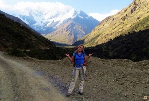 Trilha Salkantay para Machu Picchu - Peru