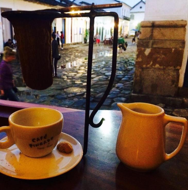 Café Pingado - Paraty - RJ