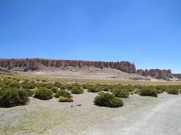 Salar de Tara - Deserto do Atacama - Chile