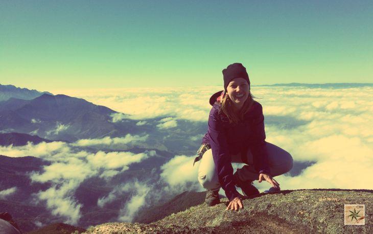Pico do Itaguaré - Serra da Mantiqueira - SP