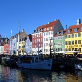 Nyhavn - Copenhague - Denmark - 7 Cantos do Mundo