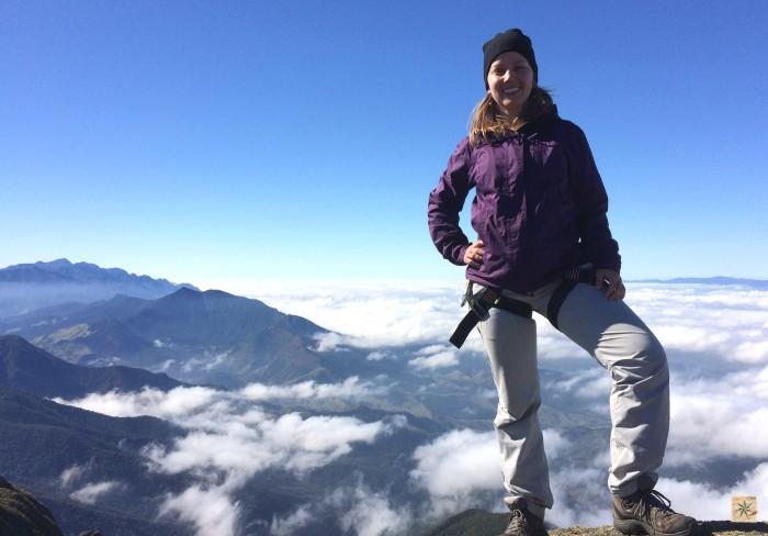 Retrospectiva 2016 - 7 Cantos do Mundo - Pico do Itaguaré - Serra da Mantiqueira