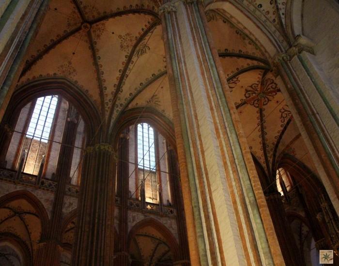 Interior da Igreja St. Mary | Foto: Alexandre Magno