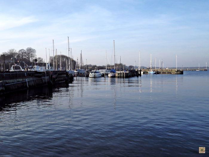 Porto de Roskilde - Dinamarca - 7 Cantos do Mundo