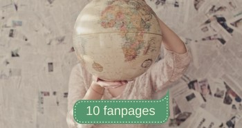 10 fanpages de estilos diversos para te inspirar a viajar - 7 Cantos do Mundo