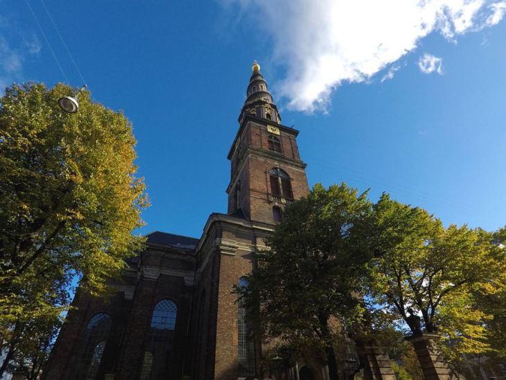 3 lugares incríveis para ter vista panorâmica de Copenhague - Our Saviour's Church - Copenhague - Dinamarca - 7 Cantos do Mundo