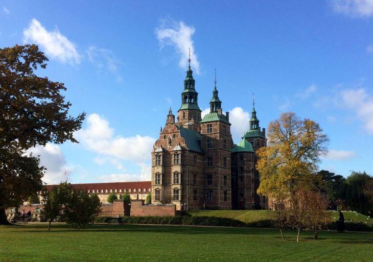 O que fazer em Copenhague - Rosenborg - Copenhague - Dinamarca - 7 Cantos do Mundo