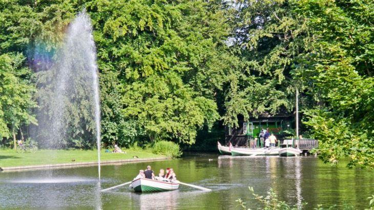 O que fazer em Copenhague - Frederiksberg have - Copenhague - Dinamarca - 7 Cantos do Mundo