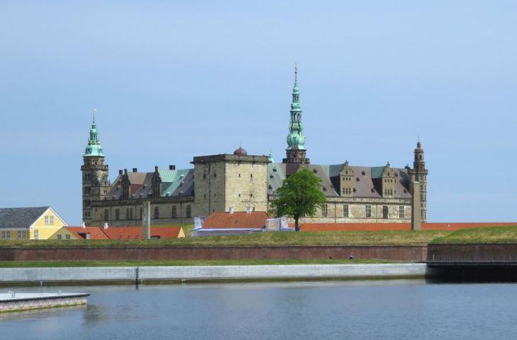 O que fazer em Copenhague - Castelo de Kronborg - Helsingør - Dinamarca - 7 Cantos do Mundo