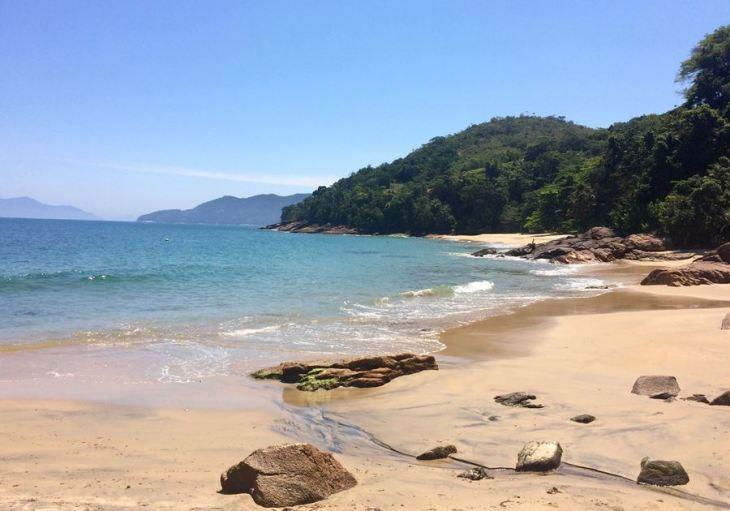 Praia do Cedro - Ubatuba - SP - 7 Cantos do Mundo