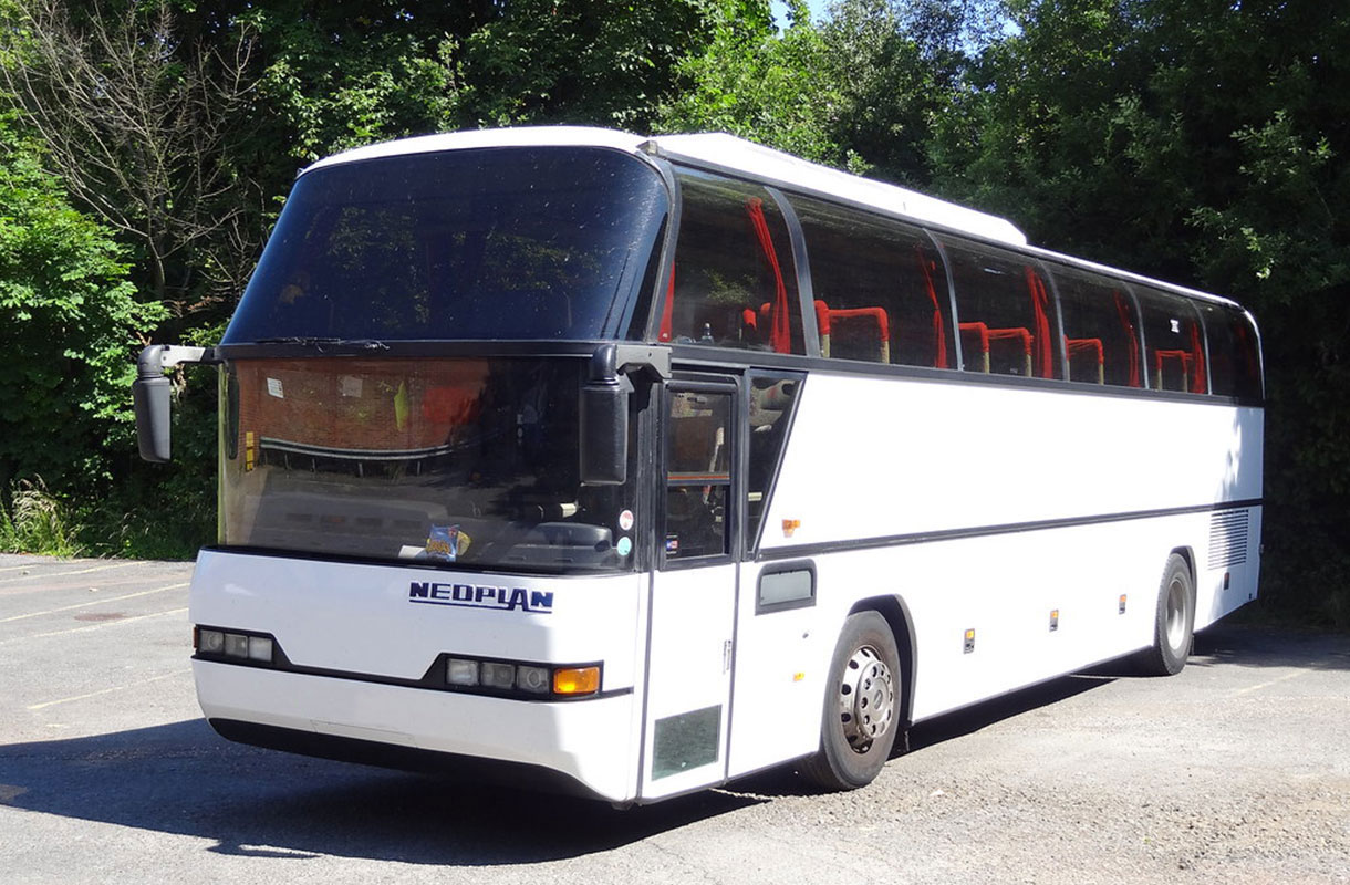 Rent Neoplan in Kiev