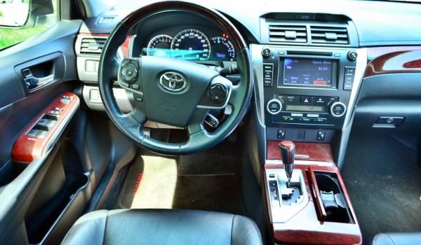 Toyota Camry, V50, Auto - 1