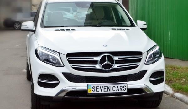 Mercedes-Benz GLE, Diesel, New - 1