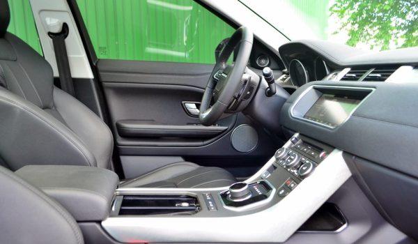 Land Rover Range Rover Evoque, 2017 - 1