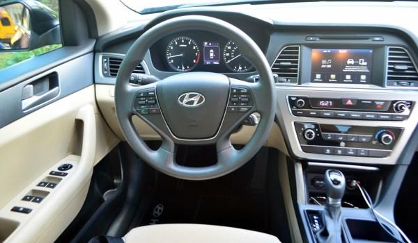 Hyundai Sonata, New, Auto, 2016 - 1
