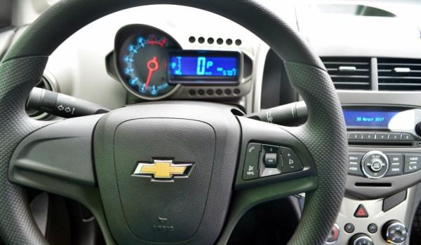 Chevrolet Aveo New, Auto, 2015 - 1