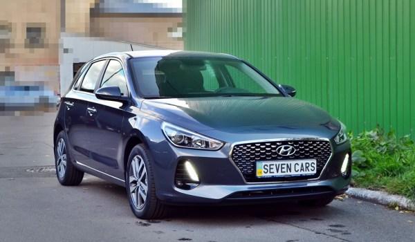 Hyundai i-30, 2017, Auto