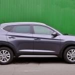 Hyundai Tucson, STYLE, 2017 - 1
