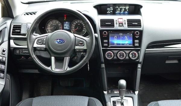 Subaru Forester 2.0 Auto 2018 - 1