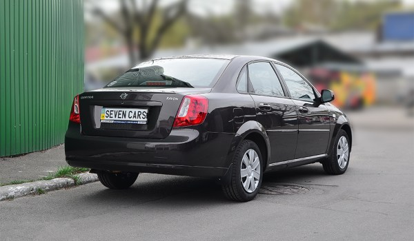 Chevrolet Lacetti (Ravon Gentra) AT 2018 - 1