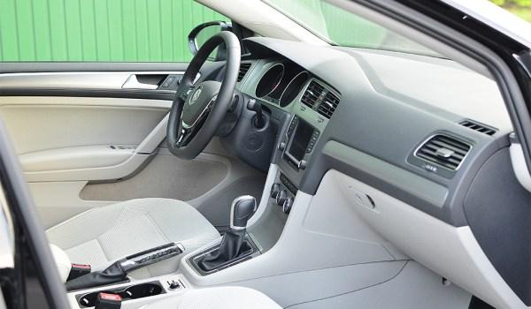 Volkswagen Golf Variant 2.0 TDI - 1