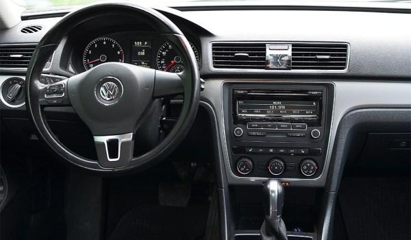 Volkswagen Passat B7 - 1