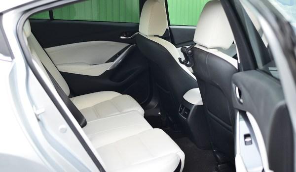 Mazda 6  2,5 AUTO, 2017 - 1