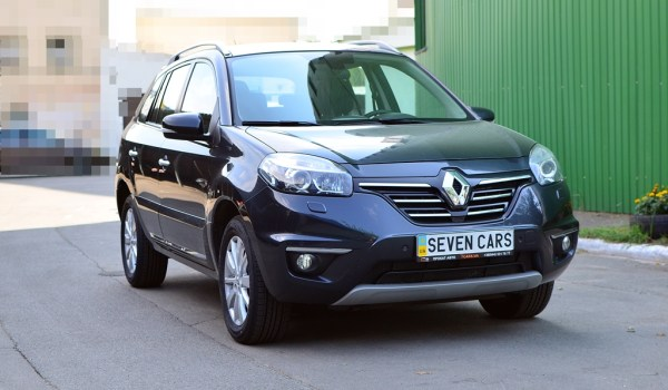 Renault Koleos, Auto, Diesel 4×4 - 1