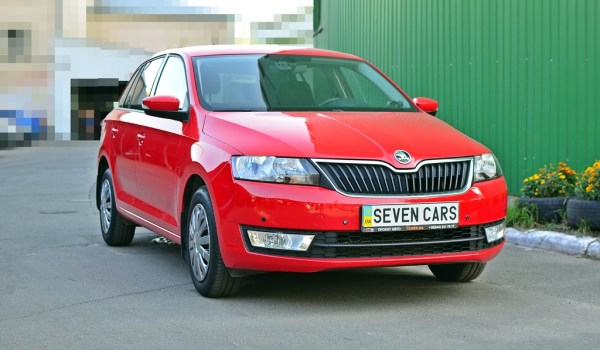 Skoda Spaceback 1.2 Manual