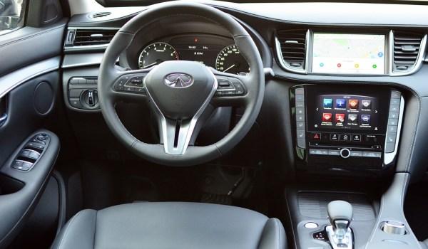 Infiniti QX50 2.0 Auto 2019 - 1