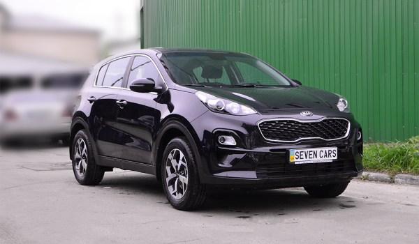 Kia Sportage 1.6 Auto, 2 AWD, 2019