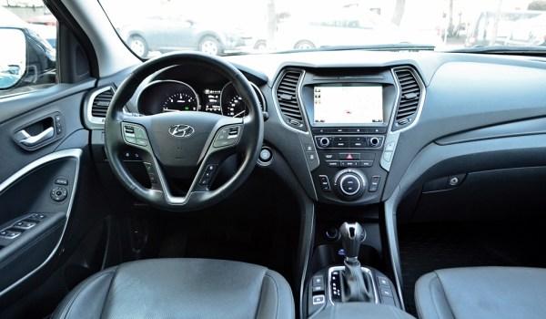 Hyundai Santa Fe 2.2 Diesel, Auto 4×4 - 1