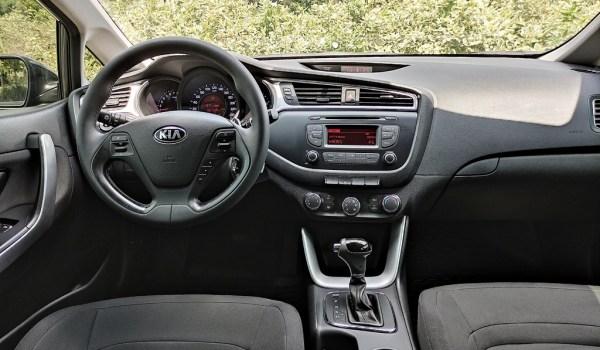 Kia Ceed, 1.6 Auto - 1