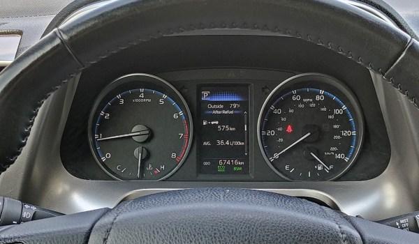 Toyota Rav4, 2018, АКПП - 1