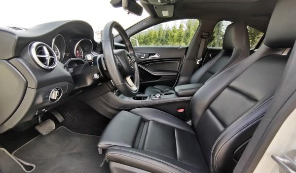 Mercedes-Benz CLA250 4matic - 1