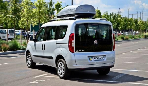 Fiat Doblo, 1.4 Manual, 2020 - 1