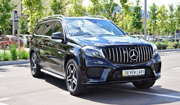 Mercedes-Benz GLS 450 2019 - 1