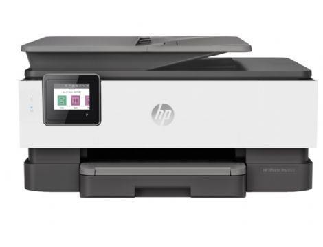 מדפסת משולבת אלחוטית HP Officejet Pro 8023 All-in-One thumbnail