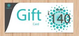 £140 Gift Voucher