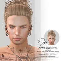 ODIN OMEGA mesh HEAD appliers & BENTO shape