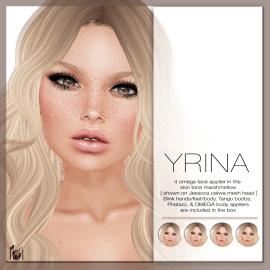 Yrina-poster-marshmellow Makeover Room